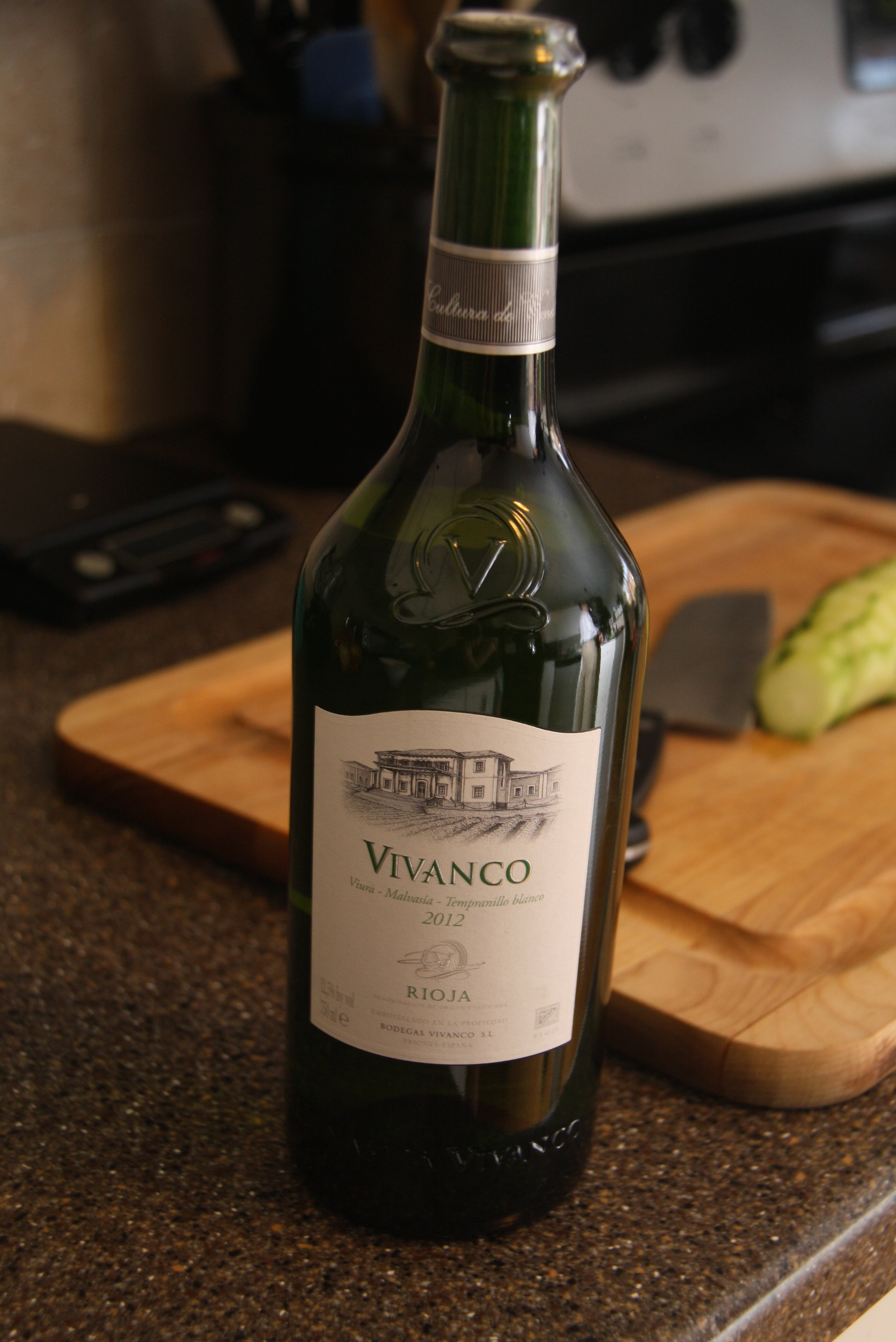 vivanco rioja